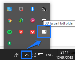 My upload is stuck in the queue  What do I do? - 3D Issue