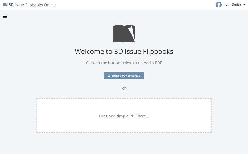 When I Add A Pdf To Flipbooks Online Nothing Happens It Just