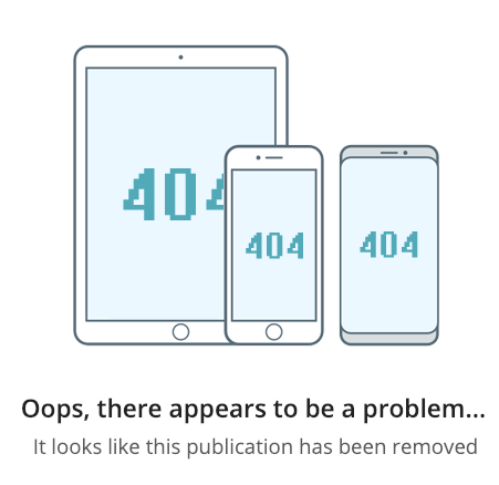 The Flipbooks Online Default 404 page