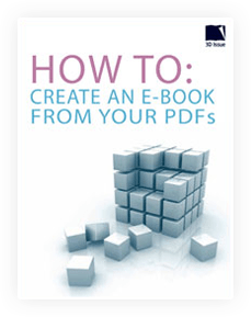 How to create an ebook from pdf