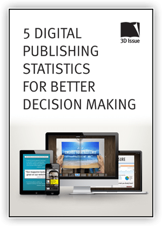 Publishing statistics for better decision making