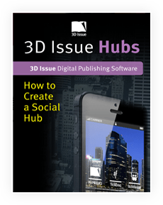 3D Issue user guide social hubs