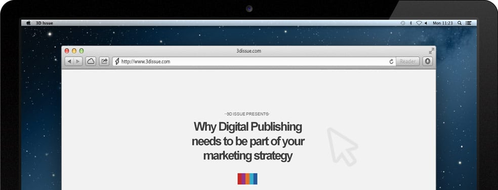 For a free step by step guide on how to create your own digital publications, why not join a Webinar?
