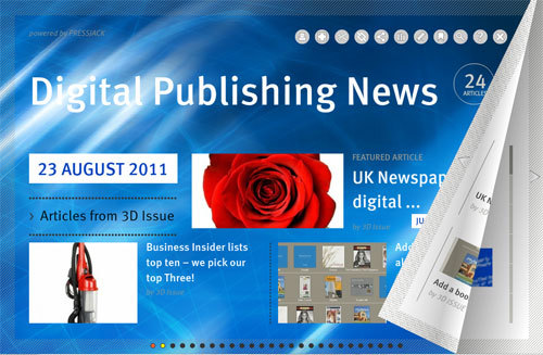 digital publishing newsletter