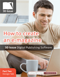 how to create an online magazine part 2