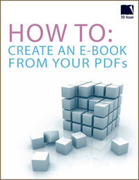 create an e-book from your PDFs