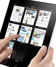 tablet magazines