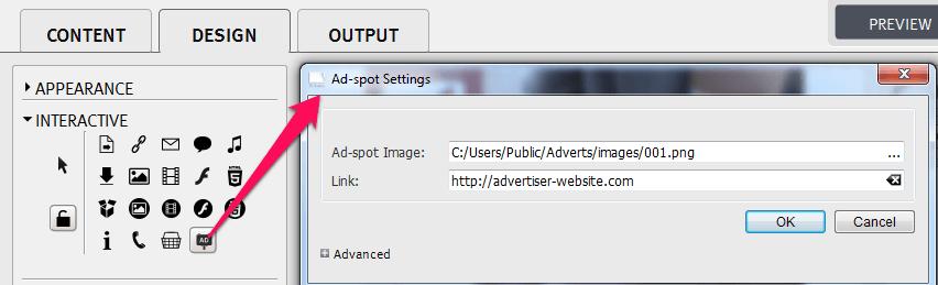 Ad-Spot