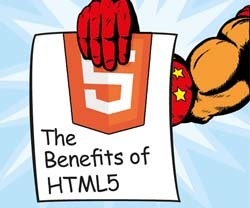 advantages of html5