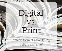 Digital vs Print